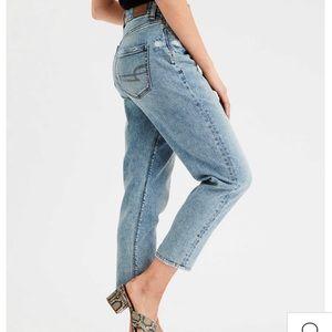 Curvy Mom Jeans AE